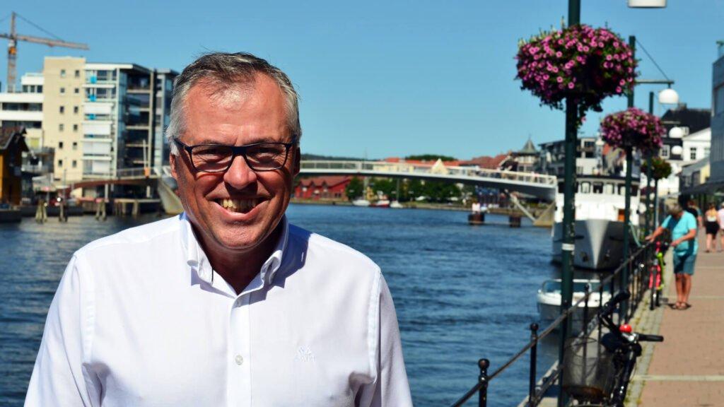 Fredrikstad Næringsforening Kjell Arne Græsdal