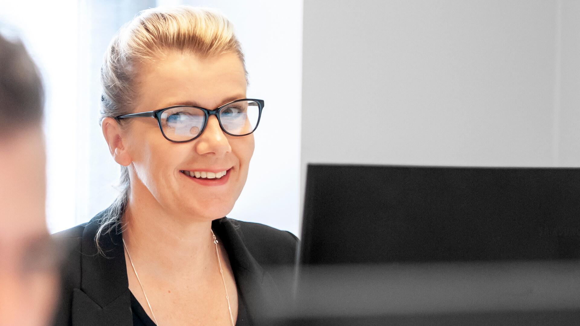Hanne Werner, Hirvi Reklamebyrå