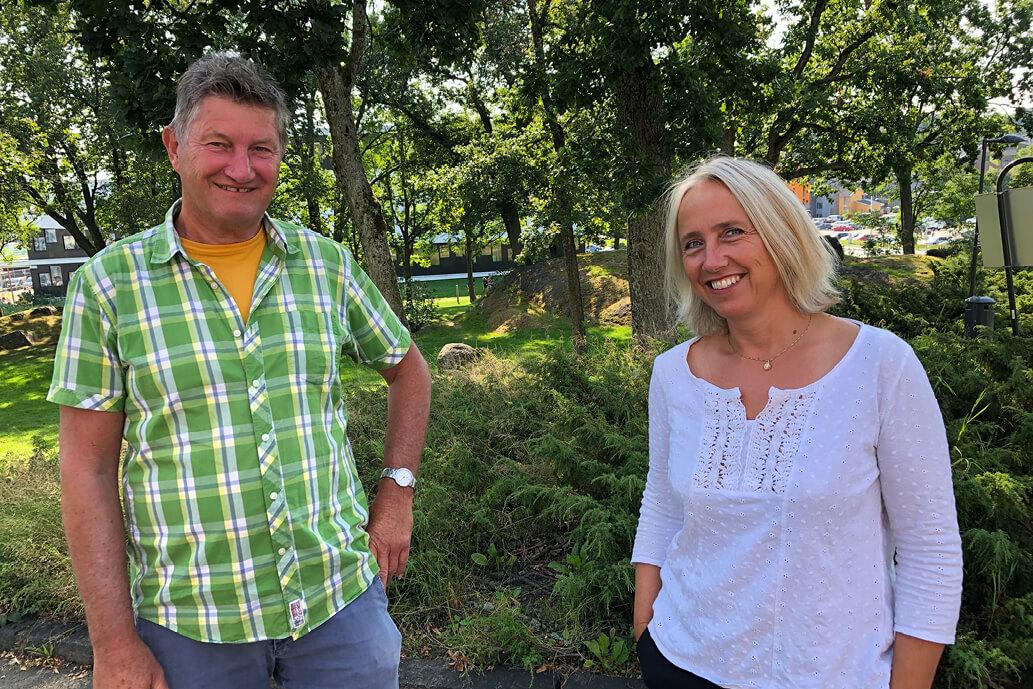 NORSUS Norsk institutt for bærekraftsforskning, Ellen-Marie Forsberg og Ole Jørgen Hanssen