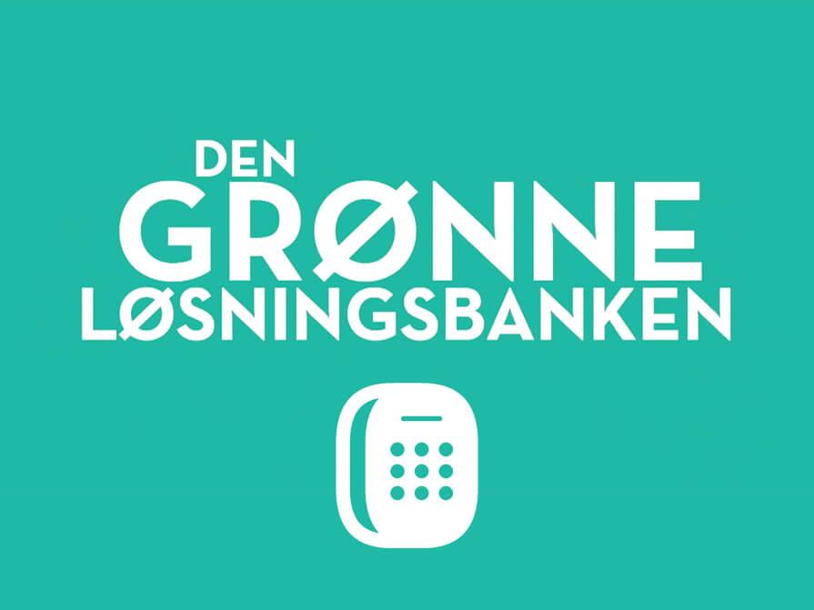 Den grønne løsningsbanken