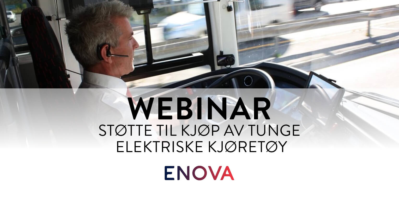 ENOVA Webinar 16. mars