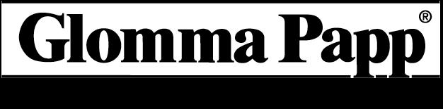 Glomma papp logo