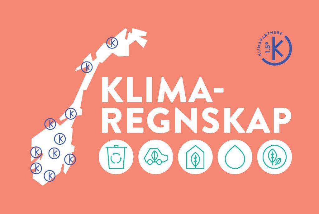 Historisk oppstartsmøte for årets klimaregnskap