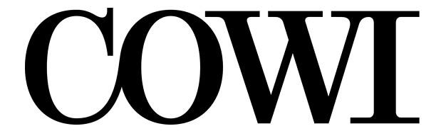 COWI logo BW